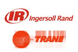 Logo Ingersoll Rand Trane